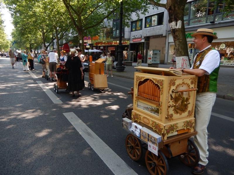 Berlin Veranstaltungen Juli